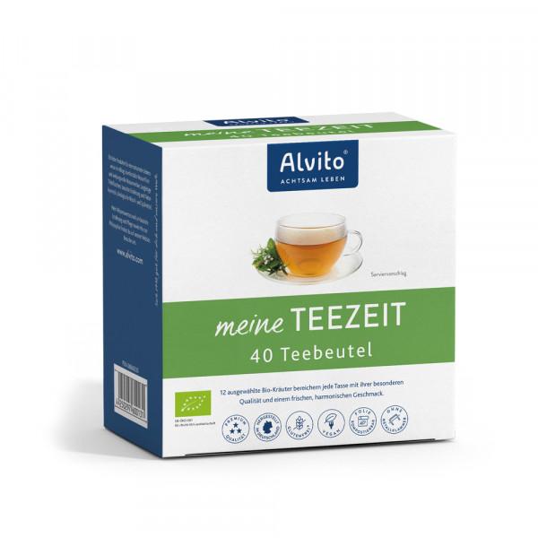 Alvito Kräutertee im Beutel - 40 Beutel