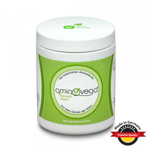 aminovega® - 120 g Pulver - 8 essentielle Aminosäuren, amino eaa