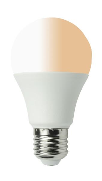 Vollspektrum-LED Lampe E27 - 12 Watt trilight, natur-nah
